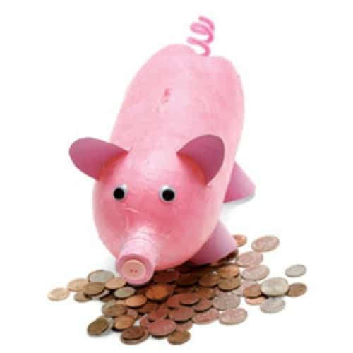 Piggy Banks - 20 Fun and Creative Crafts with Plastic Soda Bottles