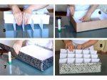 Как сделать из коробок – Как сделать коробку. Поделки своими руками из коробок.