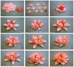 Цветы на из бумаги на палочке – Цветы ИЗ БУМАГИ – 41 способ сделать самим.