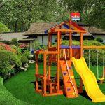 Детская площадка своими поделка детская – Детская площадка из подручных материалов: 75 фото идей конструкций