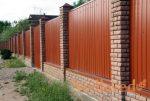 Как делают забор – их виды и основные требования
