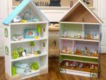 Кукольный домик из – Кукольный домик своими руками: как сделать