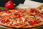 Заливная пицца на кефире в духовке – — 6 . ,