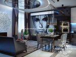 Дизайн гостиная с кухней фото – Ой!