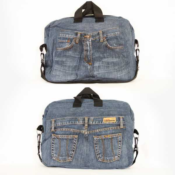 a1742d5ff0b4 Что можно сделать из рваных джинсов – 30 креативных идей по ...