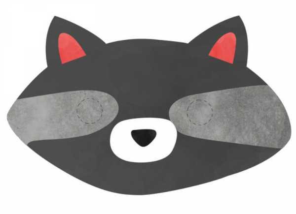 Как сделать маску свиньи из бумаги своими руками – Маска ...