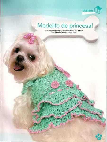 вязаная одежда для животных вязание спицами для животных